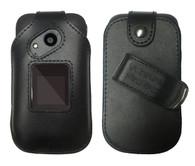 Sonim XP3 Case, Wireless ProTECH Genuine Leather Case Swivel Belt Clip, for Sonim XP3 Phone XP3800