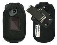 Sonim XP3 Case, Wireless ProTECH Ballistic Nylon Fitted Case with Heavy Duty D-Ring Swivel Belt Clip, for Sonim XP3 Phone XP3800