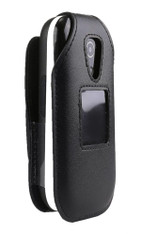 Doro 7050 Case, Wireless ProTECH Genuine Leather Case Swivel Belt Clip, for Doro 7050 Phone