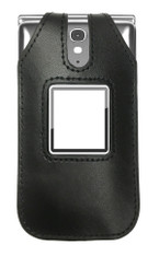 Jitterbug Flip Phone Case, Wireless ProTECH Genuine Leather Case Swivel Belt Clip, for Jitterbug Flip Phone