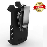 "Kyocera DuraXV Extreme ""TRU FLEX"" Holster with D-Ring Swivel Belt Clip, for Kyocera DuraXV Extreme E4810 (2020)"