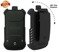 "Kyocera DuraXV Extreme ""TRU FLEX"" Holster with Swivel Belt clip for Kyocera DuraXV Extreme E4810 (2020)"