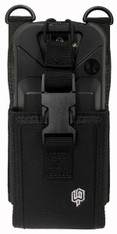 Heavy Duty Nylon Tactical Pouch for use with the Kyocera DuraForce Pro 2 phone with Vibes Modular Case attached