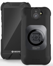 DuraForce Pro 2 Case, Soft Touch Smooth Finish Case for Kyocera DuraForce Pro 2 with SP Connect Iterface attached