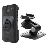 Wireless Protech Case + SP Connect Universal Interface and Adhesive Mount Pro for Kyocera DuraForce Pro 2