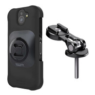 Wireless Protech Case + SP Connect Universal Interface and Stem Mount Pro for Kyocera DuraForce Pro 2
