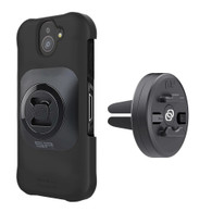Wireless Protech Case + SP Connect Universal Interface and Vent Mount Snap for Kyocera DuraForce Pro 2