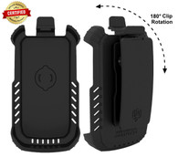 "Kyocera DuraXE EPIC for AT&T  E4830 and E4830NC ""TRU FLEX"" Holster with Swivel Belt clip"