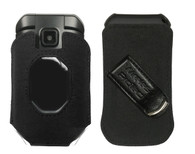 Wireless ProTech Ballistic Nylon Fitted Case with Swivel Belt Clip for Kyocera DuraXE EPIC for AT&T E4830 and E4380NC