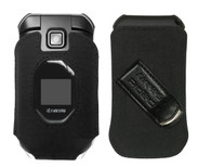 Wireless ProTech Ballistic Nylon Fitted Case with Swivel Belt Clip for Kyocera DuraXV Extreme E4810