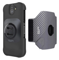 Wireless Protech Case + SP Connect Universal Interface and Arm Band for Kyocera DuraForce Pro 2