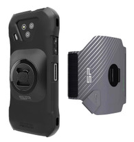 Wireless Protech Case + SP Connect Universal Interface and Arm Band for Kyocera DuraForce Ultra 5G E7110