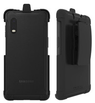 Wireless ProTech Swivel Belt Clip Holster for Samsung Galaxy XCover Pro phone model SM-G715