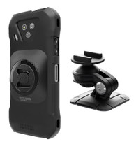 Wireless Protech Case + SP Connect Universal Interface and Adhesive Mount Pro for Kyocera DuraForce Ultra 5G E7110