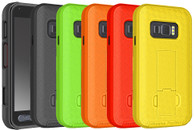 Samsung Galaxy XCover FieldPro SM-G889 Shell Case with Kickstand by Wireless ProTech