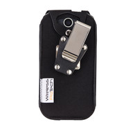 Wireless ProTech  CAT S48C Ballistic Nylon Fitted Case with Quad Lock Swivel Belt Clip for the CAT S48C phone