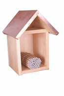 Large Mason Bee House Kit and free wildflower seeds [M9209]