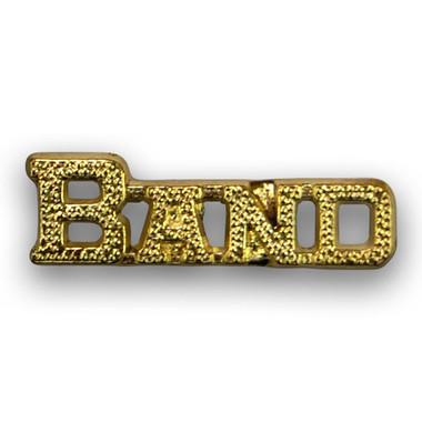 Band Varsity Letter Pins