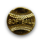 Softball Varsity Letter Pins