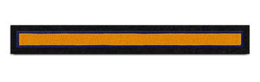 One-Bar Sleeve Stripe Patch