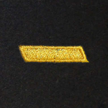 1 Bar Embroidered Swiss Insert