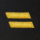 2 Bar Embroidered Swiss Insert