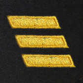3 Bar Embroidered Swiss Insert