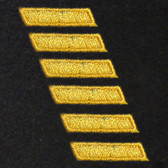 6 Bar Embroidered Swiss Insert