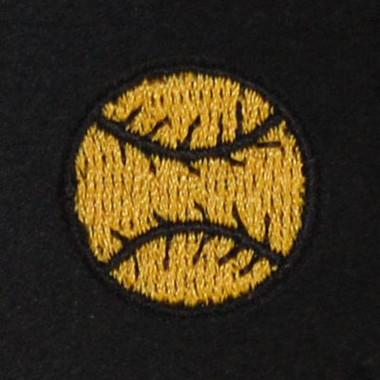 Baseball Embroidered Swiss Insert