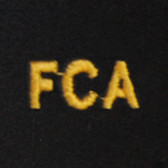 FCA Embroidered Swiss Insert