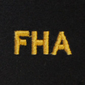 FHA Embroidered Swiss Insert