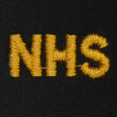 NHS Embroidered Swiss Insert