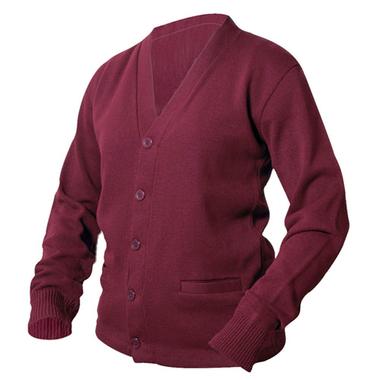 Cardinal Letterman Sweater