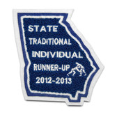 Georgia State Patch