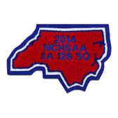 North Carolina State Patch