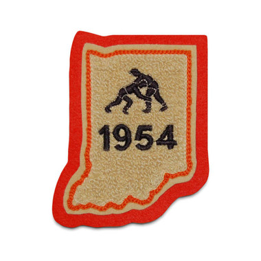 Indiana State Patch