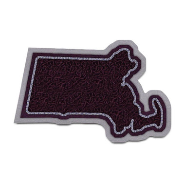 Massachusetts State Patch
