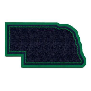 Nebraska State Patch