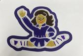 Cheerleader Patch 4