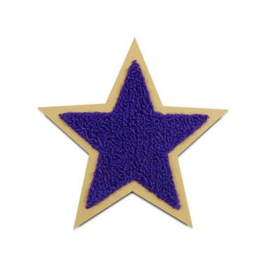 Single Felt Star Patch