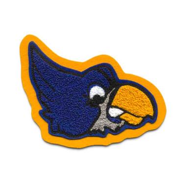 Blue Jay Mascot 2