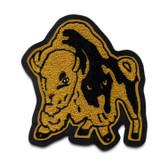 Buffalo Mascot 1