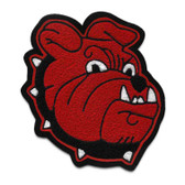 Bulldog Mascot 4