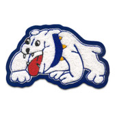 Bulldog Mascot 5