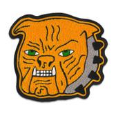 Bulldog Mascot 9