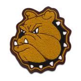Bulldog Mascot 12