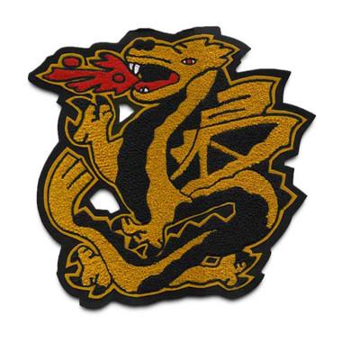 Dragon Mascot 4
