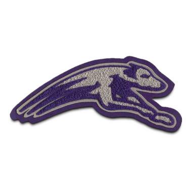 Greyhound Mascot 1