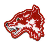 Wolf Mascot 1