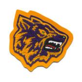 Wolf Mascot 2